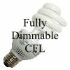 Fully Dimmable CFL